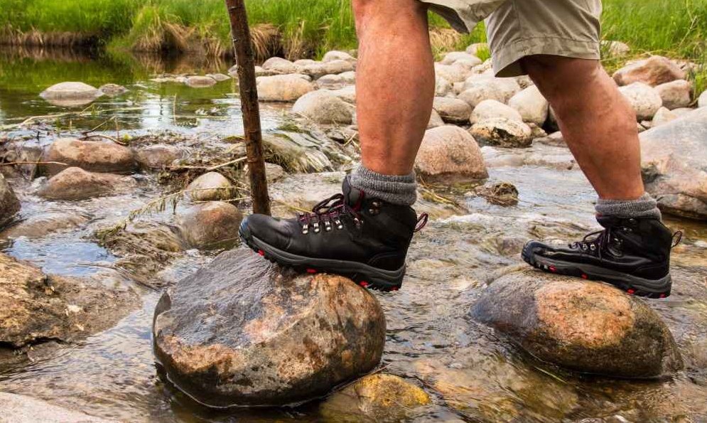 Vem behöver använda sig av vandringskängor?