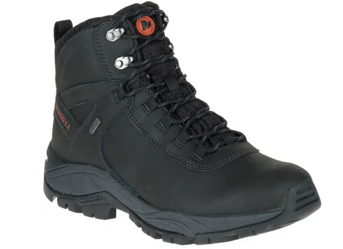 MELLAN: MERRELL MEN´S / WOMEN´S VEGO MID LEATHER WATERPROOF recension