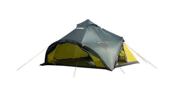 BERGANS WIGLO® LT 6-PERS TENT test och recension
