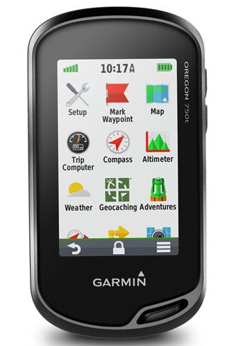 GARMIN OREGON 750T