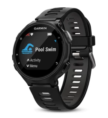 GARMIN FORERUNNER 735XT test & recension.